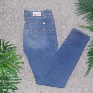 Levi Strauss & Co. | Medium Wash Skinny Jeans